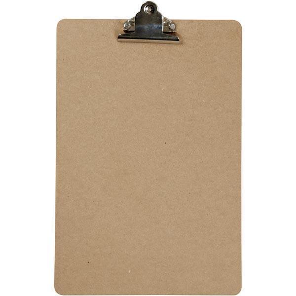 Clipboard [Größe: A4] – silber