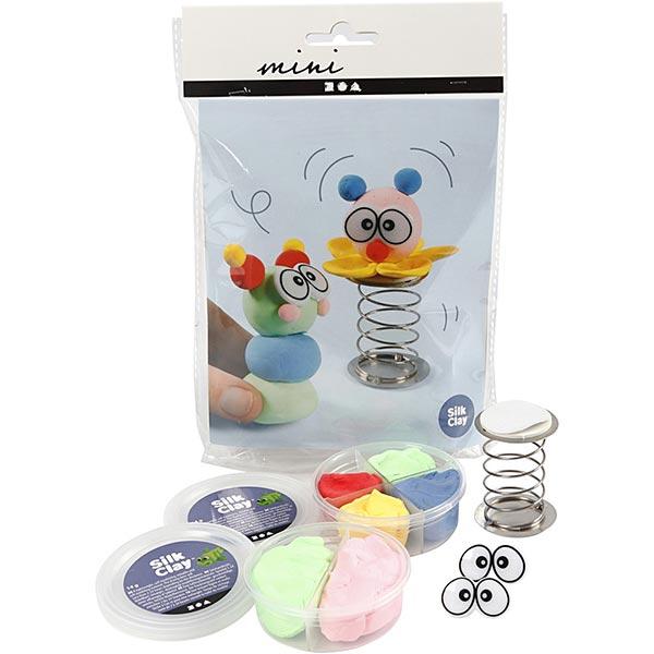 Mini Kreativ-Set Modellieren - Clown