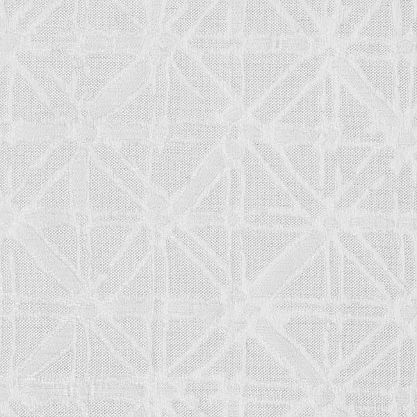 Dekostoff Jacquard Grafische Struktur – hellgrau