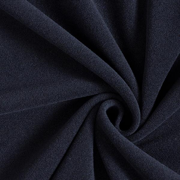 Laine polaire pour manteau avec laine recyclée – navy