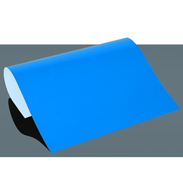 PREMIUM Flexfolie Poli-Flex DIN A4 Neon – türkisblau