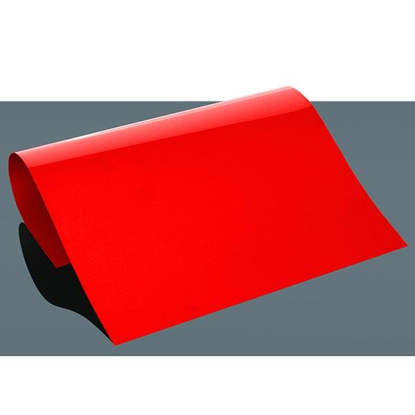 Film flexible PREMIUM Poli-Flex DIN A4 – rouge