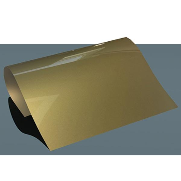 PREMIUM Flexfolie Poli-Flex DIN A4 Metallic – gold