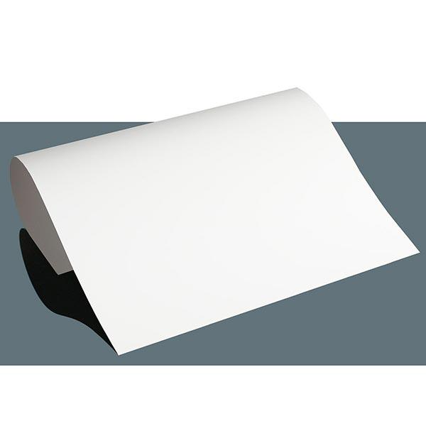 Film flexible PREMIUM Poli-Flex DIN A4 Brillant – blanc