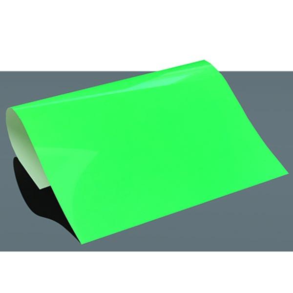 Film flexible PREMIUM Poli-Flex DIN A4 Fluo – vert fluo