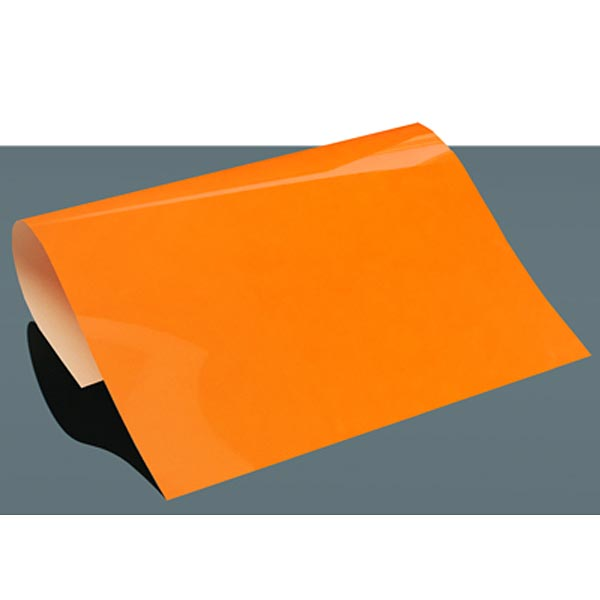 Film flexible PREMIUM Poli-Flex DIN A4 Fluo – orange néon