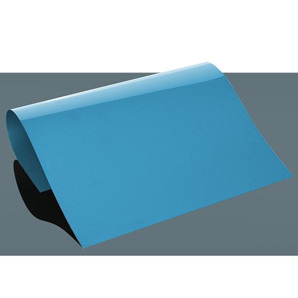 PREMIUM Flexfolie Poli-Flex DIN A4 – himmelblau