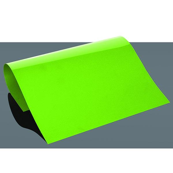 Film flexible PREMIUM Poli-Flex DIN A4 – vert pomme