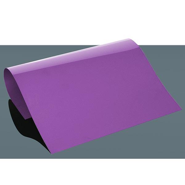 PREMIUM Flexfolie Poli-Flex DIN A4 – aubergine