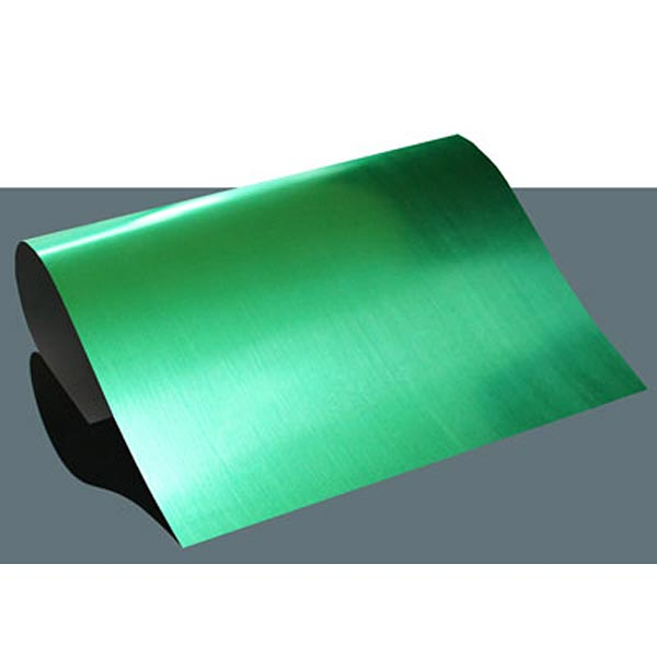 Film thermocollant Metallic Flex DIN A4 – vert