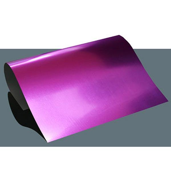 Film thermocollant Metallic Flex DIN A4 – lilas
