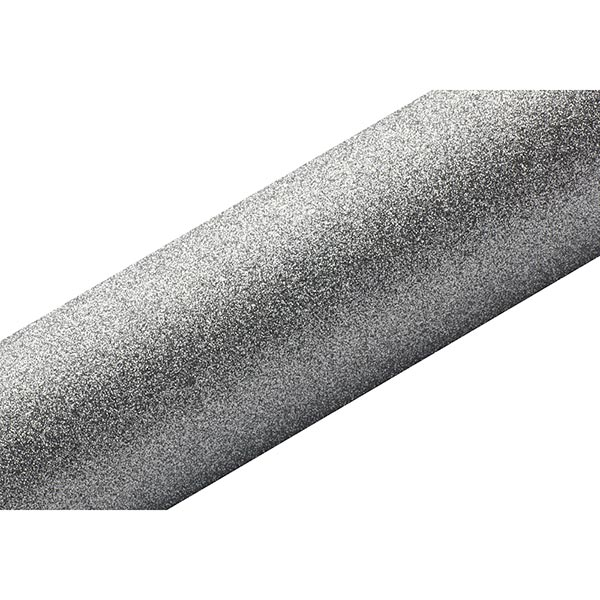 Flexfolie Pearl Glitter Poli-Flex DIN A4 – silber