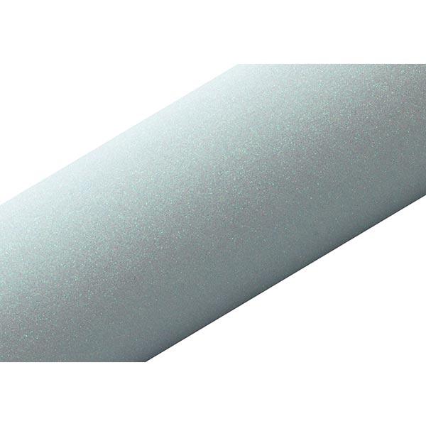 Film flexible Pearl Glitter Poli-Flex DIN A4 – bleu aqua