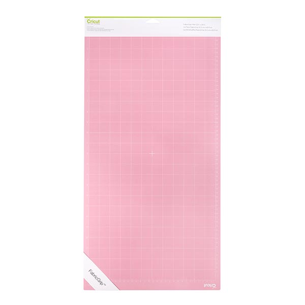 Cricut Schneidematte Fabric-Grip für Cricut Maker und Explore [ 30,5 x 61 cm ]