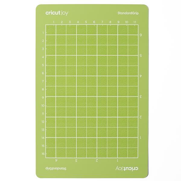 StandardGrip Schneidematte für Cricut Joy [11,4x16,5 cm]