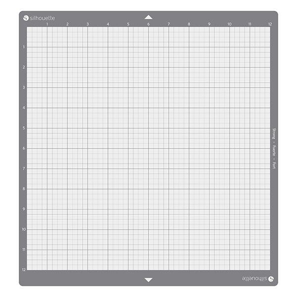 Tapis de coupe Fortement adhérent pour Silhouette Cameo 4 [30,5 x 30,5 cm]