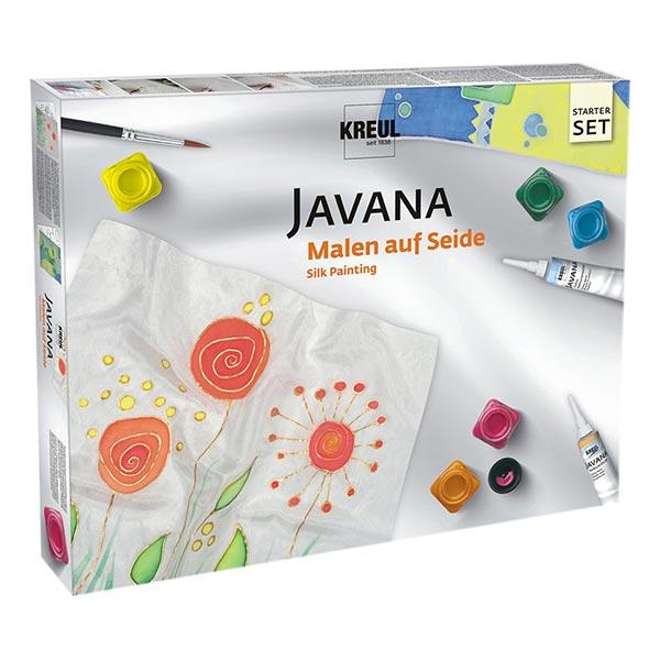 Javana Malen auf Seide Starter Set   Kreul
