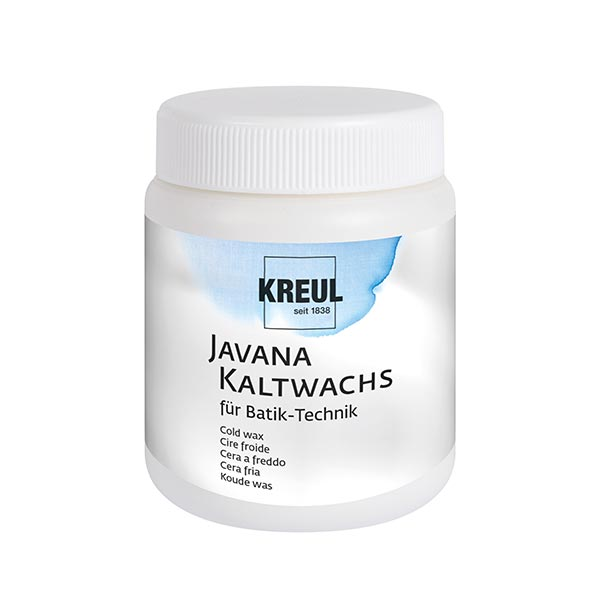 KREUL Javana Kaltwachs [ 250 ml ] | Kreul – transparent