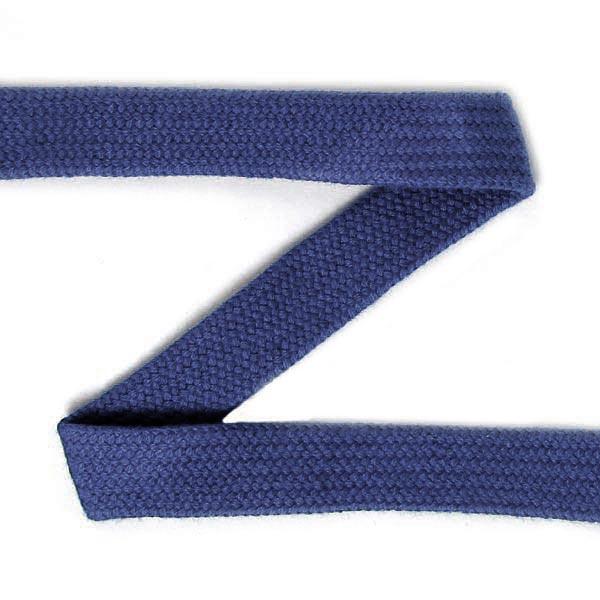 Ruban hoodie - Cordon à capuche [15 mm] - bleu marine