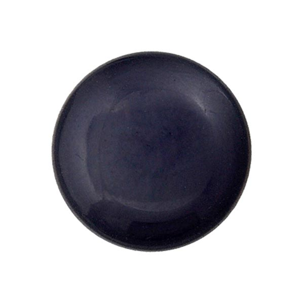 Bouton à queue Minimum - bleu marine