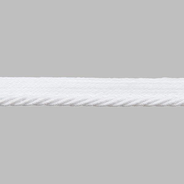 Cordon passepoil [9 mm] - blanc