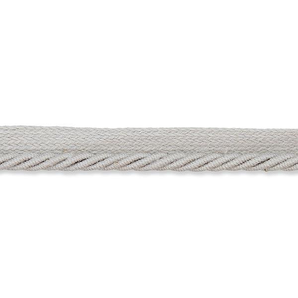 Cordon passepoil [9 mm] - gris clair