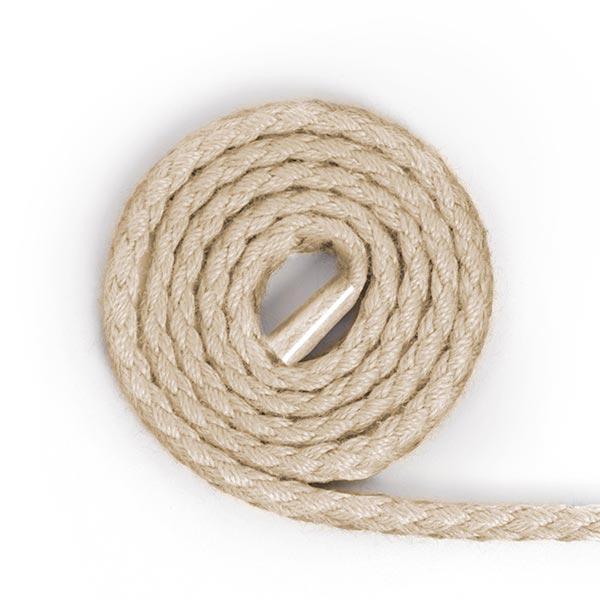 Baumwollkordel uni - sand