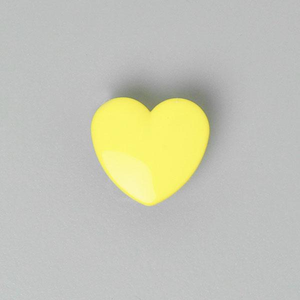Bouton en plastique, Sweet Heart 384
