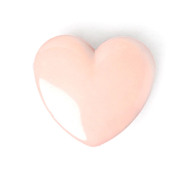 Bouton en plastique, Sweet Heart 461