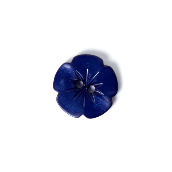 Bouton en plastique, Little flower 68