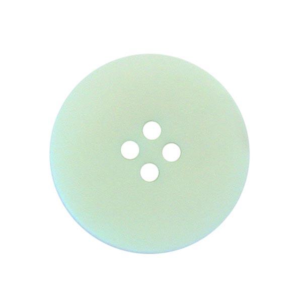 Bouton corozo Minimum - vert menthe