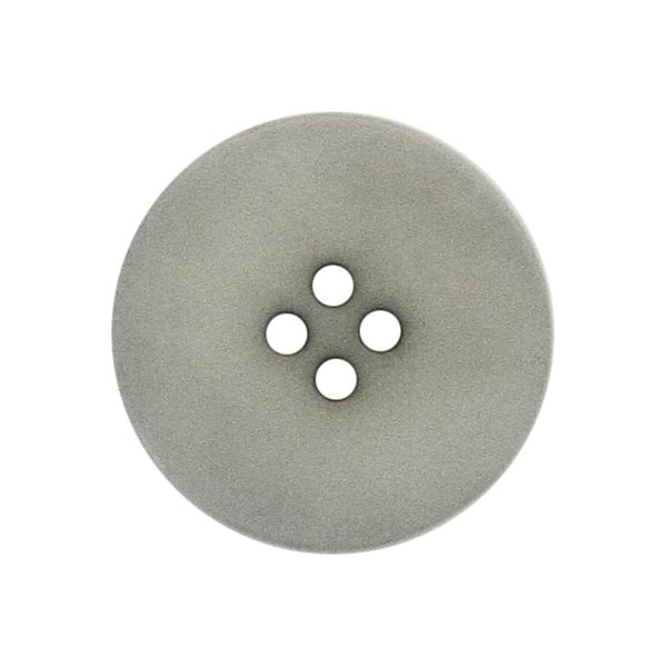Bouton corozo Minimum - gris