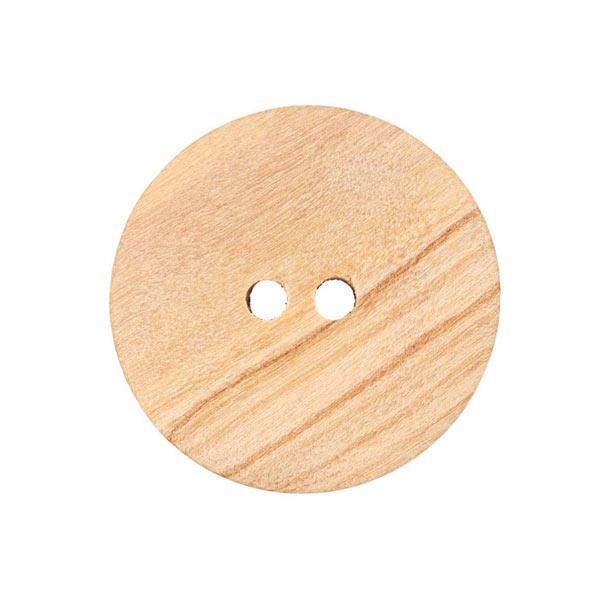 Bouton en bois, Verne