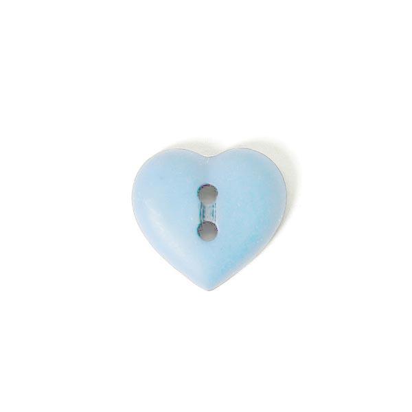 Bouton en plastique Little Heart 64