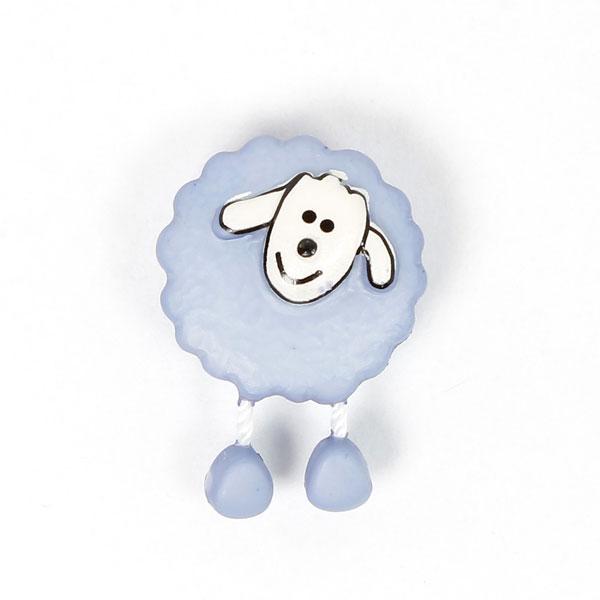 Bouton en plastique, Sheep 64