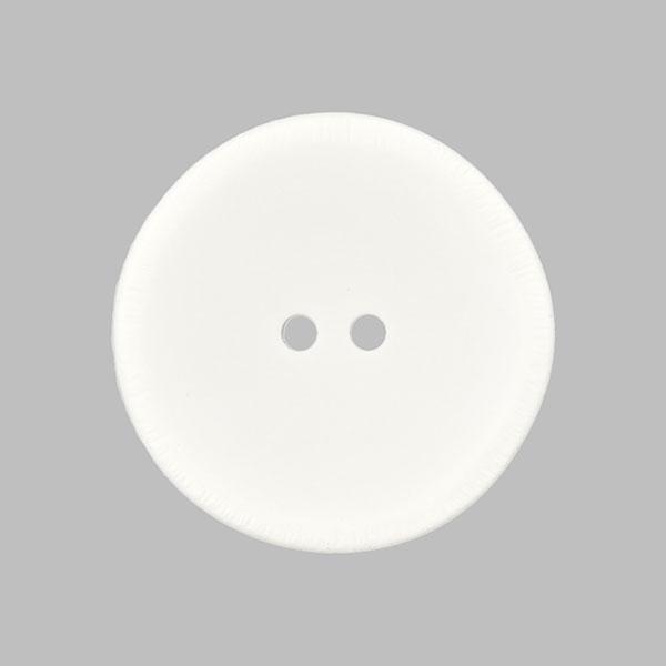 Bouton en plastique Big – blanc