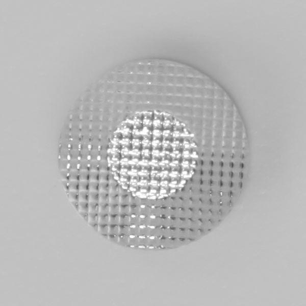 Bouton en plastique Quille 1