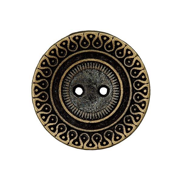 Bouton métal - motif 2