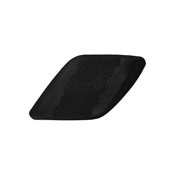 Bouton en plastique 9 – noir