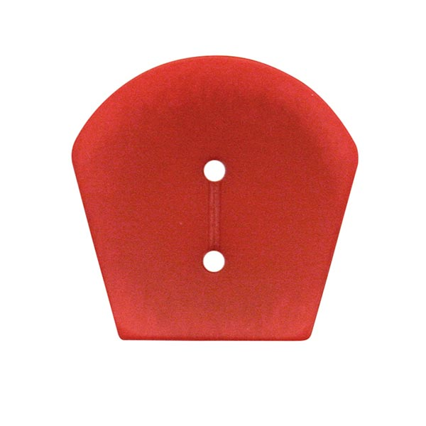 Bouton polyester Tricot 4 – rouge