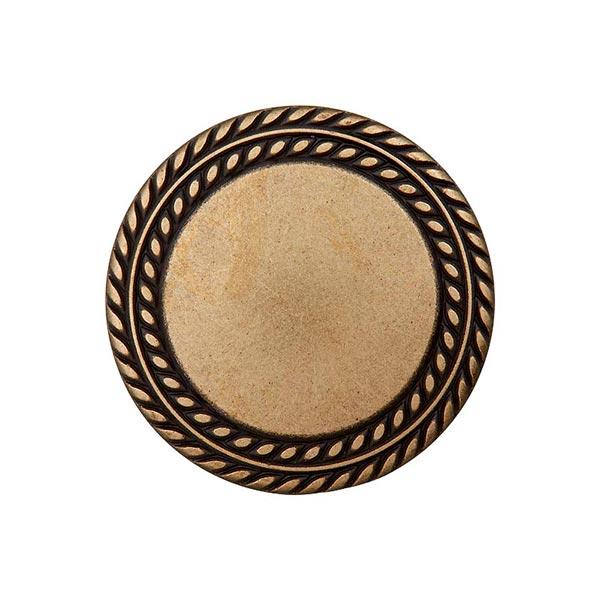 Bouton en métal œillet – or