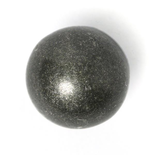 Bouton en métal Boule 2