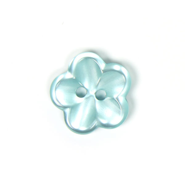 Bouton en plastique, Brilliant Flower 70