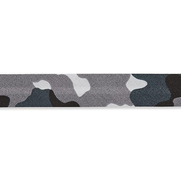 Biais en coton Camouflage