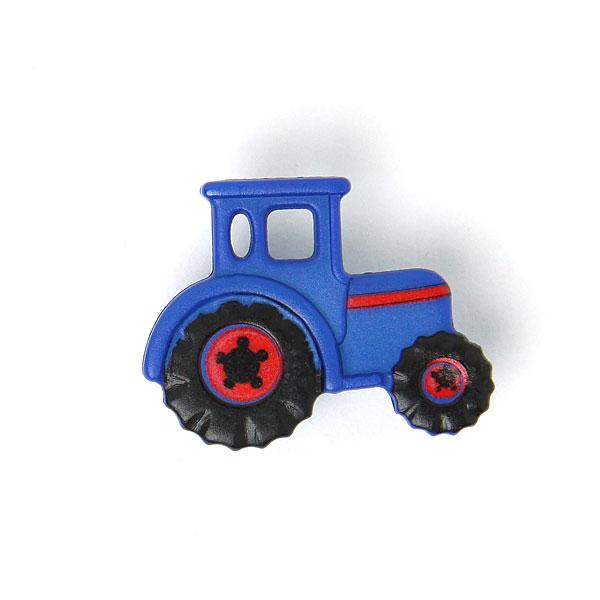 Bouton en plastique, Tracteur 66