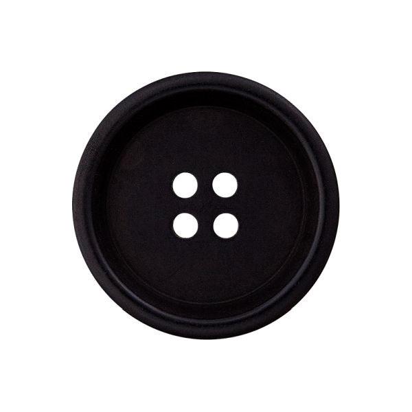Bouton noix de corozo Marble 15