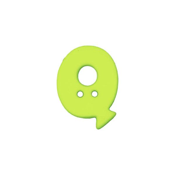 Bouton à lettre,  Q