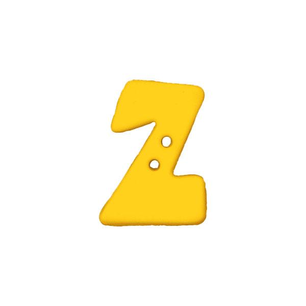Bouton à lettre,  Z