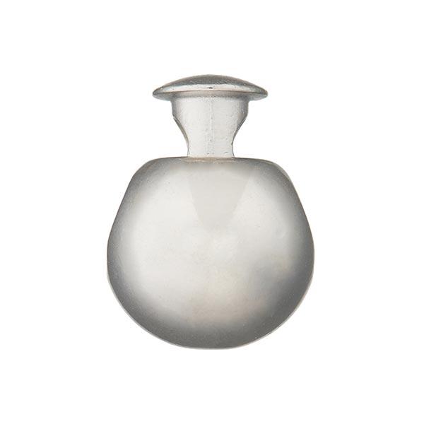 Bloqueur de cordon métallisé sensual [15 mm] - argenté