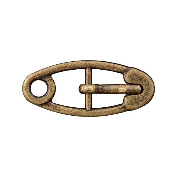 Boucle en métal – or ancien
